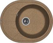Кухонная мойка Florentina Родос, 620x500мм, коричневый 20.245.B0620.105