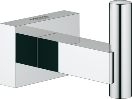 Крючок одинарный, хром Grohe Essentials Cube 40511001