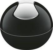 Настольный контейнер для мусора Spirella Bowl-Shiny, 1л, чёрный 1014972