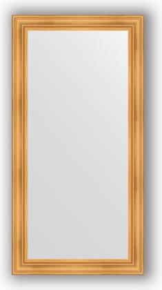 Зеркало в багетной раме 82x162см травленое золото 99мм Evoform BY 3347