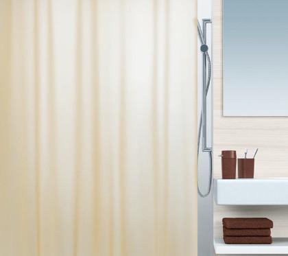 Штора для ванны 180x200см натуральная Spirella TRUE 1015249