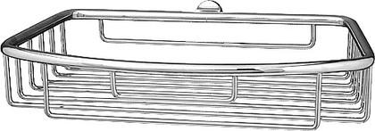 Полочка - решётка 22см FBS Universal UNI 040