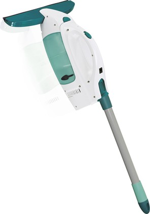Щётка для мытья окон автоматическая с ручкой 43см Leifheit 51114