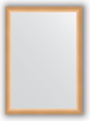 Зеркало 50x70см в багетной раме бук Evoform BY 0628