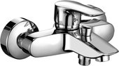 Смеситель для ванны однорычажный с изливом, хром Kludi TERCIO 384820575