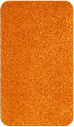 Коврик для ванной 70x120см оранжевый Spirella HIGHLAND 1013070