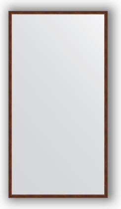 Зеркало 58x108см в багетной раме орех Evoform BY 0723