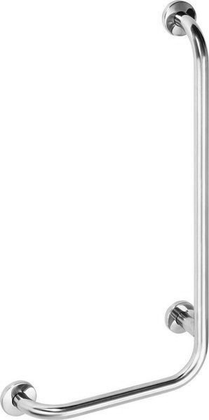 Настенный поручень, правый, нержавеющая сталь Bemeta Help 301122041