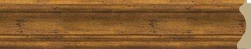 Зеркало с фацетом в багетной раме 59x89см травленая бронза 99мм Evoform BY 3420