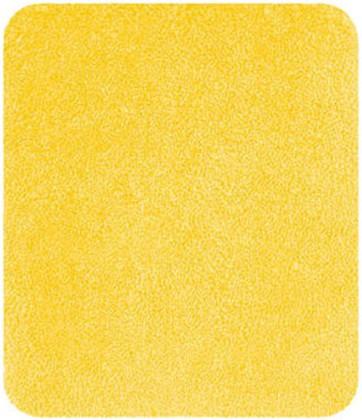 Коврик для ванной комнаты 55x65см жёлтый Spirella Gobi 1014235