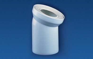 Отвод для унитаза 22° Sanit 58.101.01..0000