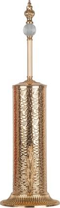 Ёрш для туалета напольный, золото TW Murano TWMU BA107/OVTOoro