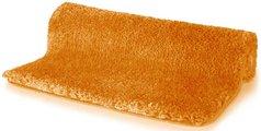 Коврик для ванной Spirella Highland, 60x90см, полиэстер/микрофибра, оранжевый 1013069