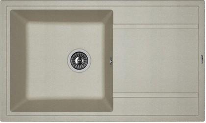 Кухонная мойка Florentina Липси, 860x510мм, серый 20.130.D0860.305