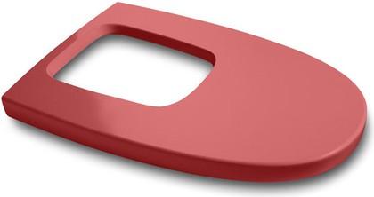 Крышка для биде с механизмом микролифт красная Roca Khroma 806652F3T