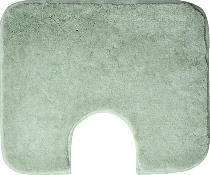 Коврик с вырезом для туалета 60x50см мятный Grund Ono 2399.06.4075