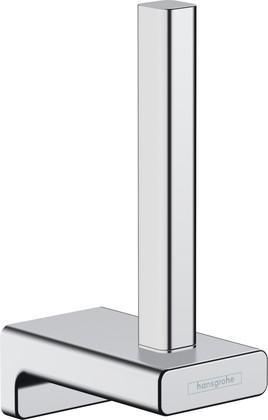 Бумагодержатель Hansgrohe AddStoris, для запасного рулона, хром 41756000