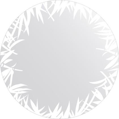Зеркало для ванной с орнаментом диаметр 60см FBS CZ 0743