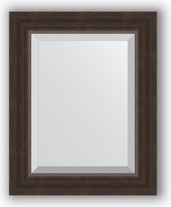 Зеркало 41x51см с фацетом 25мм в багетной раме палисандр Evoform BY 1356
