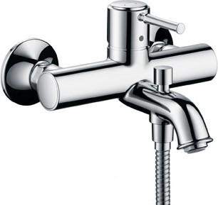 Смеситель для ванны, однорычажный Hansgrohe Talis Classic 14140000