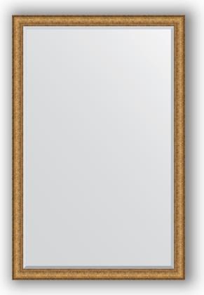 Зеркало 114x174см с фацетом 30мм в багетной раме медный эльдорадо Evoform BY 1313
