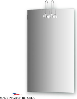 Зеркало 45x75см со светильниками Ellux CRY-C2 0204