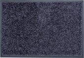 Коврик придверный 60х80см серо-голубой, полиамид Golze Diamant 619-68-42