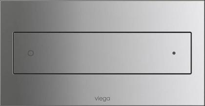 Кнопка смыва для унитаза пластиковая, хром Viega Visign for Style 12 597252