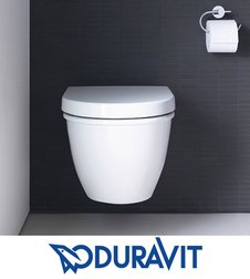 Подвесные унитазы Duravit. Верный выбор при покупке сантехники!