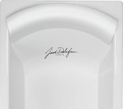 Подушка для ванны 75×6см белая Jacob Delafon BIOVE E6710-00