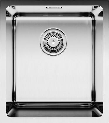 Кухонная мойка без крыла, нержавеющая сталь, сатин Omoikiri Notoro 39-IN 4993077