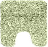 Коврик для туалета 55x55см оливковый Spirella Gobi 1012427