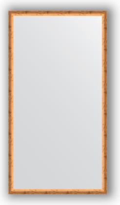 Зеркало 70x130см в багетной раме красная бронза Evoform BY 0750