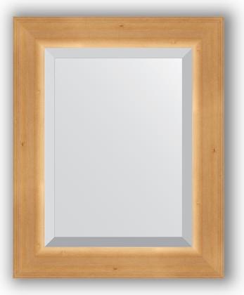 Зеркало 41x51см с фацетом 30мм в багетной раме сосна Evoform BY 1355