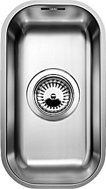 Кухонная мойка без крыла, нержавеющая сталь полированная Blanco SUPRA 180-U 518197