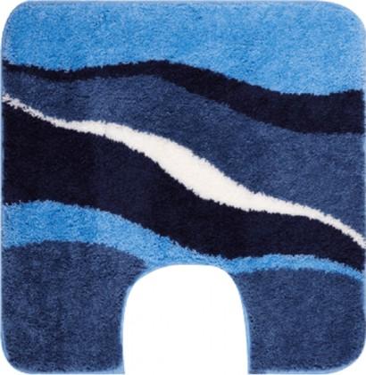 Коврик для туалета 60x60см синий Grund ANCONA b68308077