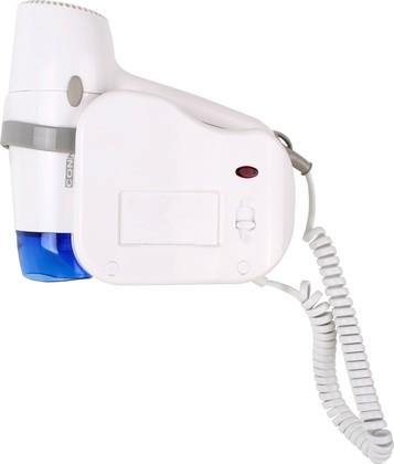 Фен настенный для волос, 1200Вт Connex HAD-120-20A1