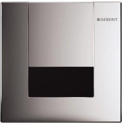 ИК привод смыва для писсуара пластиковый, хром глянцевый Geberit Tango 116.034.21.1