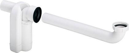 Гидрозатвор для раковины пластиковый, белый Viega 570323