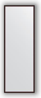 Зеркало 48x138см в багетной раме махагон Evoform BY 0707