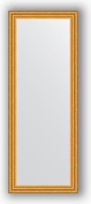 Зеркало 56x146см в багетной раме 67мм старое золото Evoform BY 1076