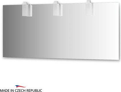 Зеркало со светильниками 170x75см Ellux RUB-B3 0220