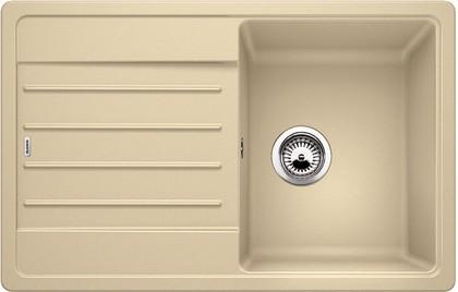 Кухонная мойка Blanco Legra 45S, с крылом, гранит, шампань 522205