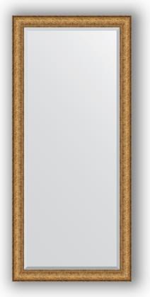 Зеркало 74x164см с фацетом 30мм в багетной раме медный эльдорадо Evoform BY 1303