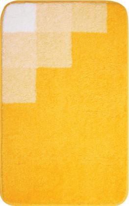 Коврик для ванной 50x80см жёлтый Grund Udine 633.11.086