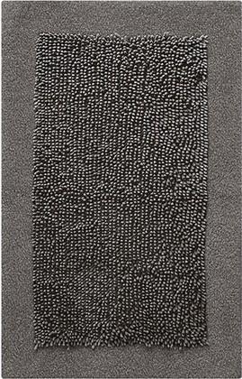Коврик для ванной 60x90см чёрный Kleine Wolke MAGIC 5526901556