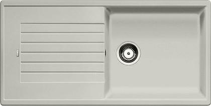 Кухонная мойка оборачиваемая с крылом, гранит, жемчужный Blanco ZIA XL 6 S 520635