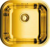 Кухонная мойка без крыла, нержавеющая сталь, латунь Omoikiri Omi 44-АB 4993190