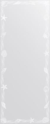 Зеркало для ванной с орнаментом 60x150см FBS CZ 0770