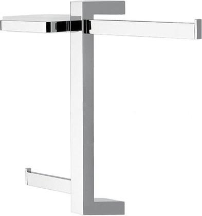 Штанга подвесная с аксессуарами для ванной комнаты и туалета, хром Colombo UNITS B9122.S.CR-VA